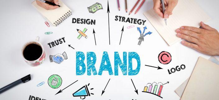 création de marque