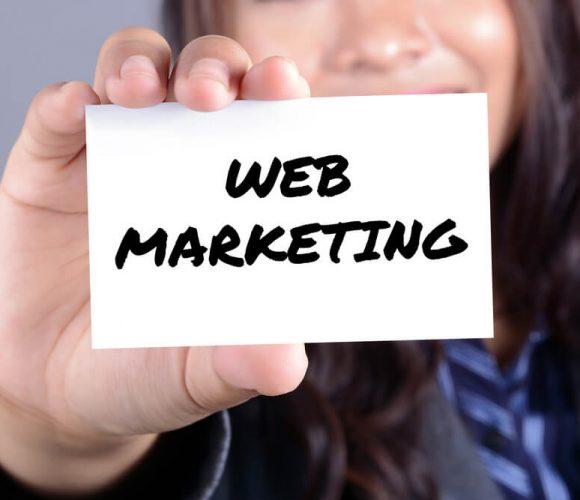 mise en place du webmarketing